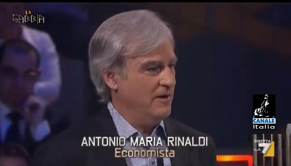 L'economista italiano Antonio Maria Rinaldi scrive la prefazione al manuale, L'Economia Spiegata Facile di Costantino Rover