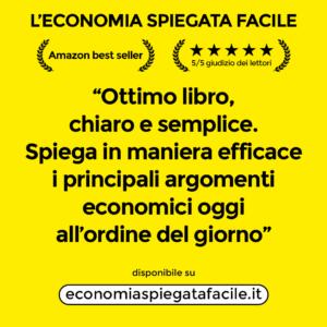 Recensioni autentiche dei lettori del libro di economia spiegata facile