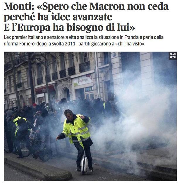 Mario Monti contro i diritti civili