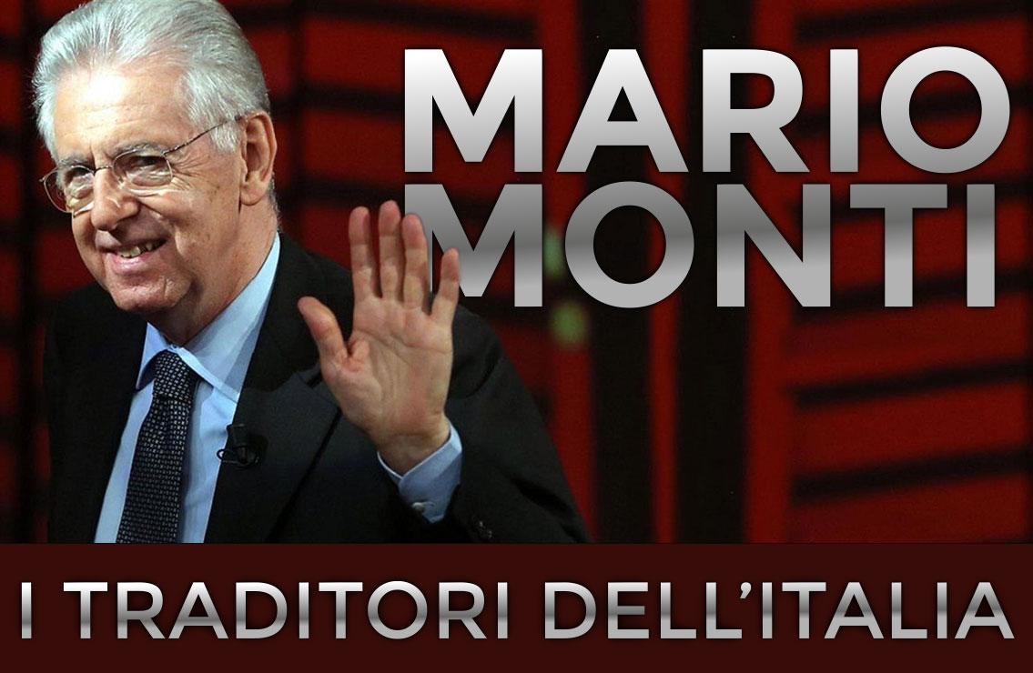 Mario Monti - i traditori