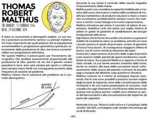 Thomas David Malthus