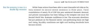 L'estratto del rapporto dell'Ocse sull'operato di Mario Monti