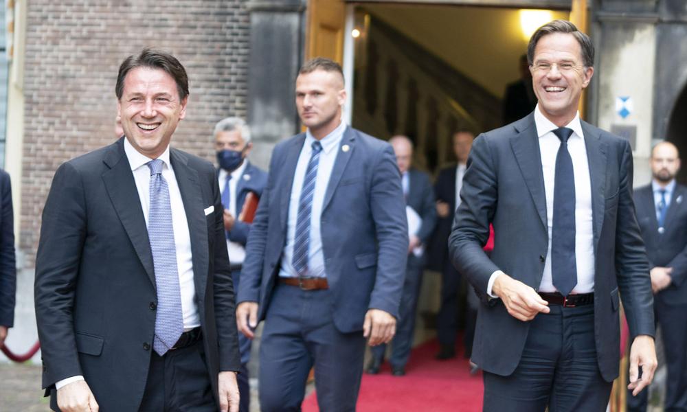 Conte vs Rutte sul Recovery Fund