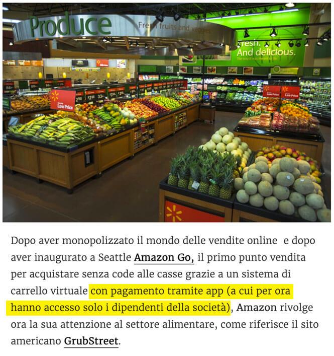 Consumi riservati solo ai propri dipendenti.