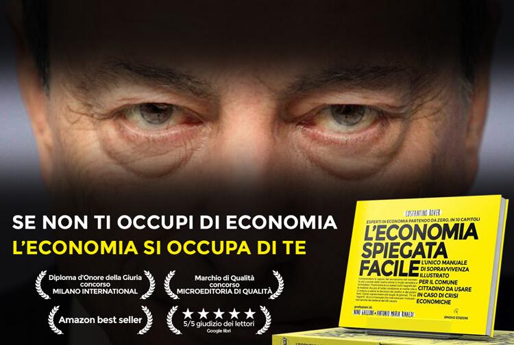 Se non ti occupi di economia, l'economia si occupa di te - Mario Draghi